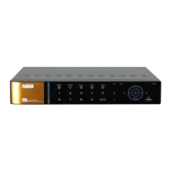 防犯カメラ 監視カメラ AHD 防犯カメラ用 録画機 DVR (2TB)4ch スタンドアローン NSD5004AHD-H NSS