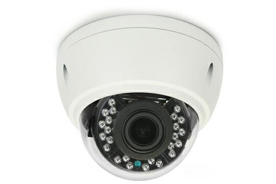 フルHDワンケーブルドーム型AHDカメラ MTD-I2424AHD