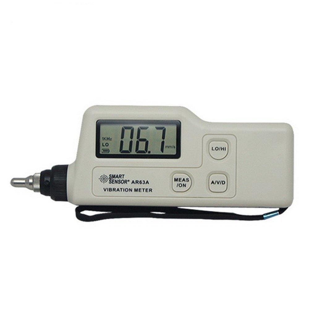 SMART SENSOR社 デジタル振動計 AR63A【計測器】【小型】