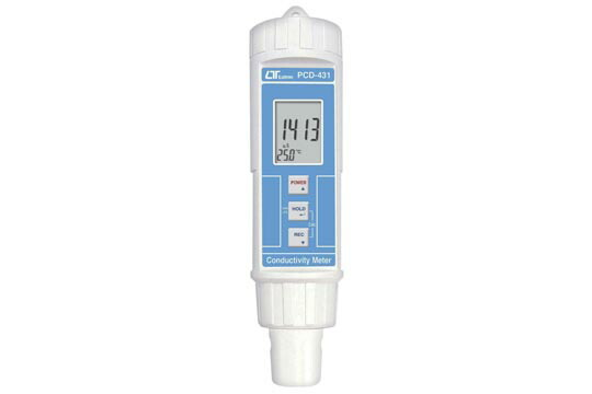 ペン型デジタル導電率計 PCD-431 10P05Nov16