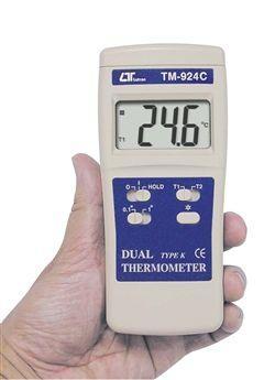デジタル温度計 TM-924C