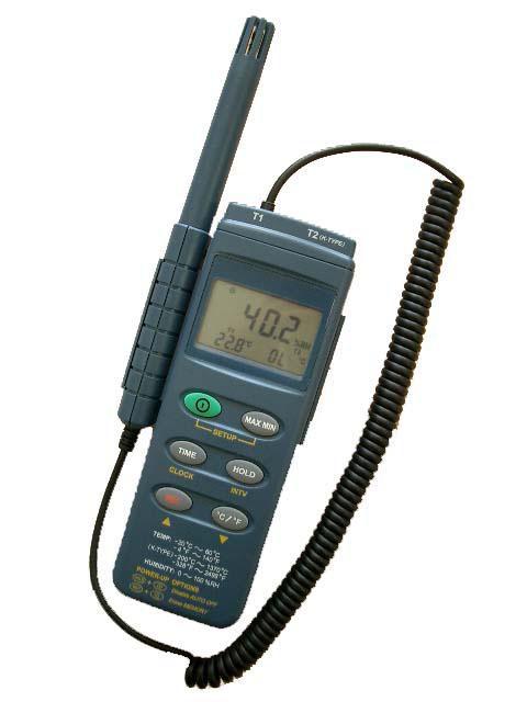 デジタルデータロガー温湿度計 MT-314