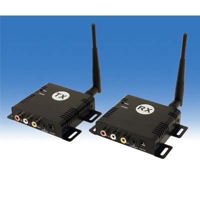 防犯カメラ・監視カメラ用 2.4GHz無線送受信ユニット WTW-TR23 塚本無線 ドローン