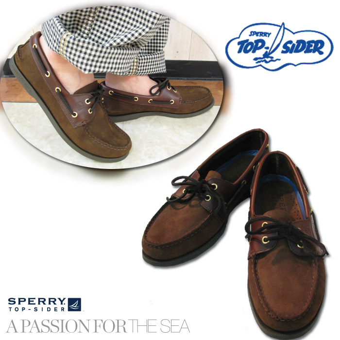10P31Aug14 ■□送料&代引き手数料無料対象商品□■SPERRY トップサイダーレザーデッキシューズ/ボートシュー1COLORS(1色展開)TS0195412 TOP-SIDERスペリー fs04gm