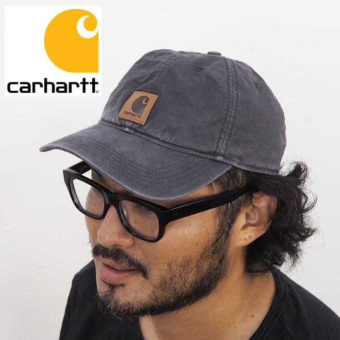 77bdcb8027 Carhartt Carhartt ODESSA CAP CRHTT-100289 Cap Hat men's women's simple  summer uv spring simple ...