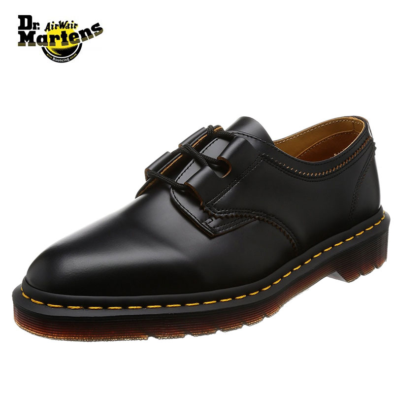 3d9f1e9a69 Dr.Martens doctor Martin low-frequency cut gillie shoes 22695001 men's  leather shoes regular ...