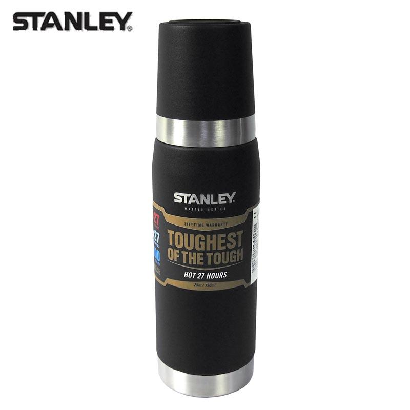STANLEY スタンレー マスター真空ボトル 0.75L MASTER SERIES 10-02660 水筒 保温 コップ 携帯 最強モデル タフ 耐久 アウトドア キャンプ 釣り フィッシング レジャー 海水浴 バーベキュー