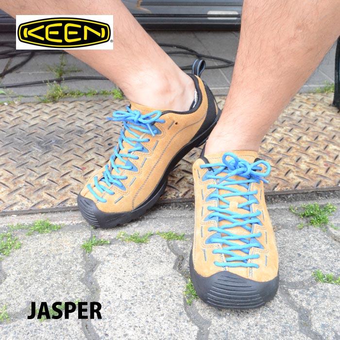 KEEN キーン JASPER シューズ 1colors (1002661) SS15Z メンズ シューズ コンフォートシューズ ジャスパー 天然皮革 靴 スニーカー カジュアル アウトドア アメカジ アメリカン スエードレザー