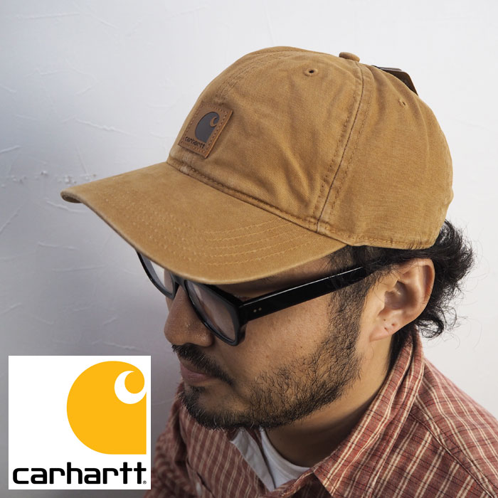 95e4387adc8 Carhartt Carhartt ODESSA CAP CRHTT-100289 Cap Hat men s women s simple  summer uv spring simple military Street cotton 100 cotton adjustable casual  stylish