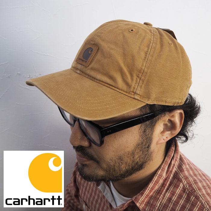 Carhartt Carhartt ODESSA CAP CRHTT-100289 Cap Hat men s women s simple  summer uv spring simple military Street cotton 100 cotton adjustable casual  stylish cd0cb16a3615