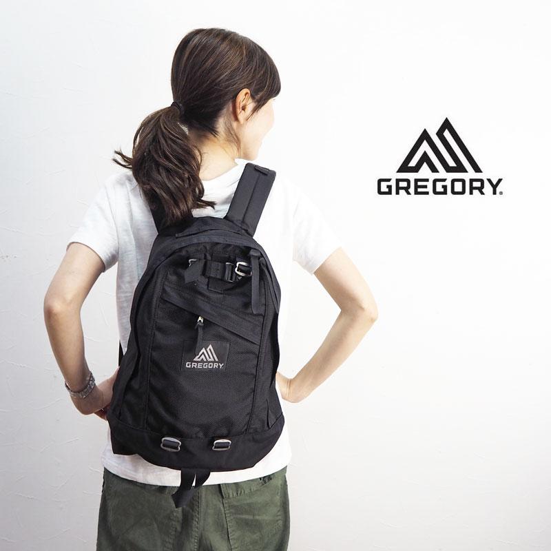 GREGORY グレゴリー ファインデイ デイパック 77657-77659-77661 77658 リュックサック リュック バッグ レディース メンズ バックパック バッグパック 鞄 BAG ブラック 黒 通学 通勤 おしゃれ ナイロン コンパクト 小さめ