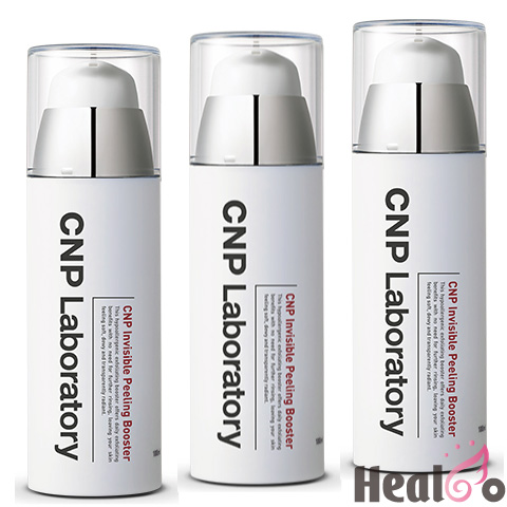 CNP チャアンドパク インビジブル ピーリング 出荷 ブースター 基礎化粧品 Laboratory 100mlx3本 韓国コスメ 3本 販売 海外直送 CNPインビジブル