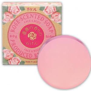 【クーポン獲得】【4980円以上送料無料】薔薇の香りの石鹸 10個セット