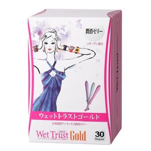 当店は3980円以上で送料無料 ウェットトラストゴールド 30本入り 70%OFFアウトレット 割引