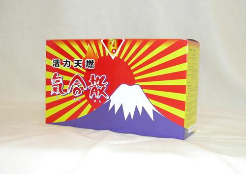 【クーポン獲得】【4980円以上送料無料】気合散辛口(150g×3袋入) 3個セット