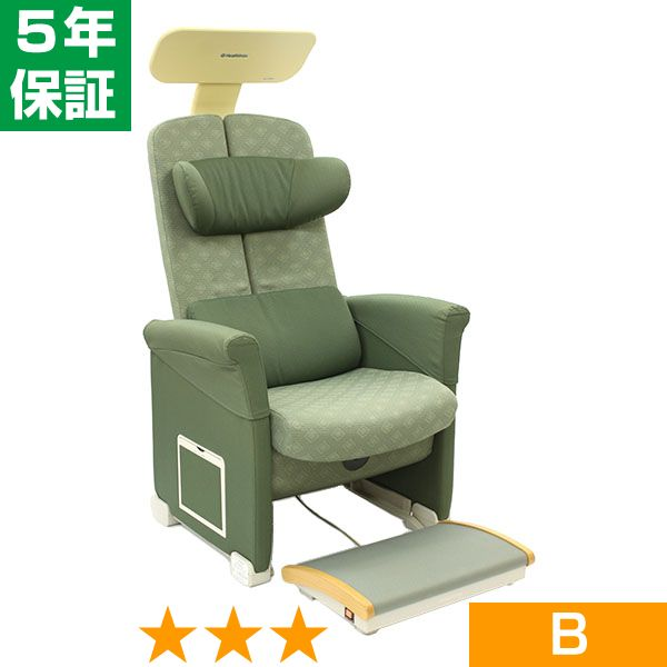 ヘルストロン HEF-Y9000W (グリーン) ★★★ 程度B 5年保証