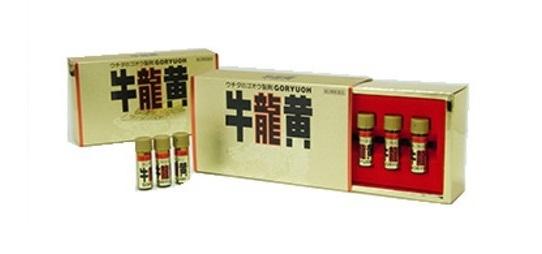 【第2類医薬品】牛龍黄 (ゴリュウオウ) 20カプセル入 24箱《送料無料!!まとめ買いがお得♪》