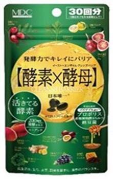 植物発酵エキス 酵母エキス含有食品 低価格 イーストエンザイムクレンズバリア 発売モデル