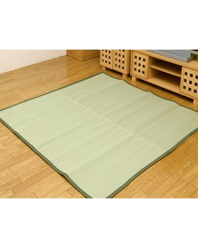 洗える PPカーペット 五木 江戸間8畳 約348×352cm - イケヒココーポレーション