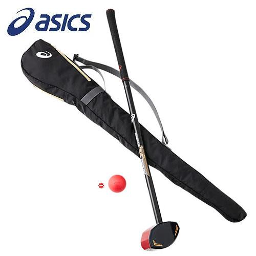 グラウンドゴルフ グラウンドゴルフ4点セット レッド 3283A037-600 - アシックス