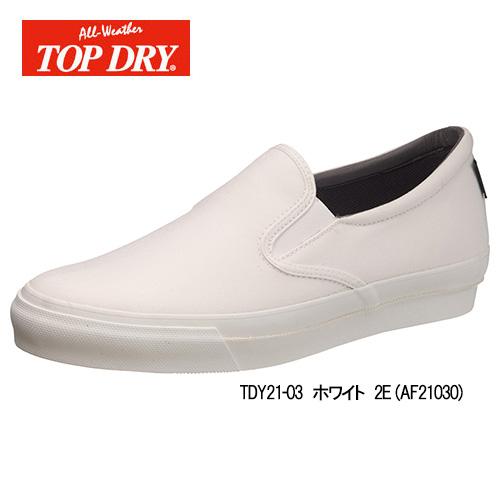 トップドライ TDY21-03 ホワイト 2E (品番:AF21030) - アサヒコーポレーション
