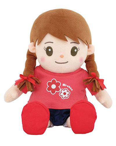 音声認識人形 おしゃべりみーちゃん - パートナーズ