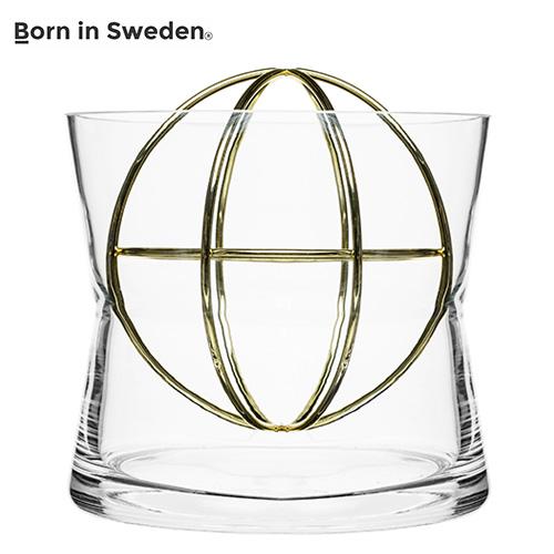 Born in Sweden スフィアベース ゴールド Lサイズ - ボーンインスエーデン