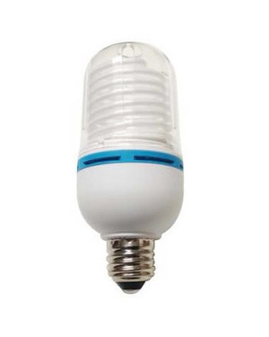 CCFL 電球 デオライト 電球タイプ 11W 電球色 CB3E26-11W - 光一