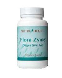 ニュートリヘルス フローラザイム(Flora Zyme) 90カプセル - 日本ダグラスラボラトリーズ