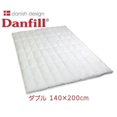 ダンフィル Danfill フィベール オーバーレイ ダブル 140×200cm - アペックス