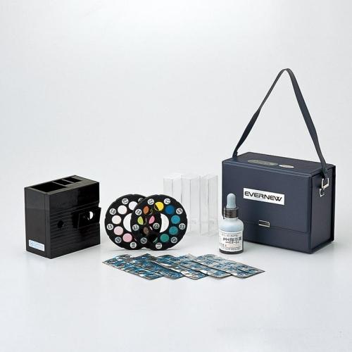 エバニュー 残留塩素ペーハー測定器7 EHB299 - EVERNEW