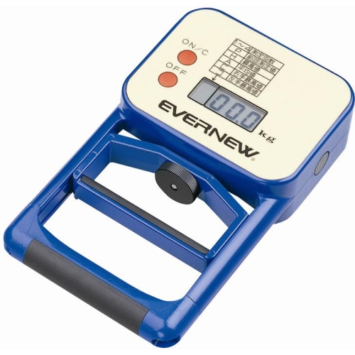 EKJ077 エバニュー EVERNEW - デジタル握力計