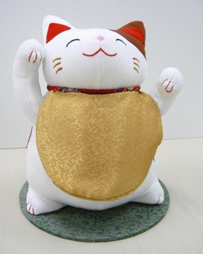 福猫季節のお飾り・京都ーリュウコドウ - リュウコドウ