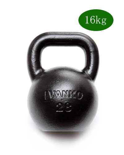 ケトルベル 16kg - イヴァンコ(IVANKO)