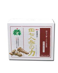 田七人参の力 徳用 150包 - 太陽食品