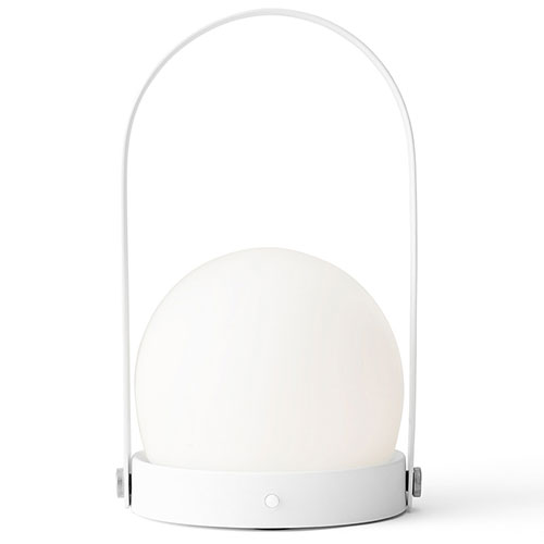 メニュー Menu キャリー LEDランプ ホワイト - アペックス