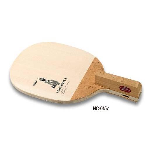 ニッタク 卓球 ラケット ペンホルダー ラージ用 ラージスピア R - ニッタク