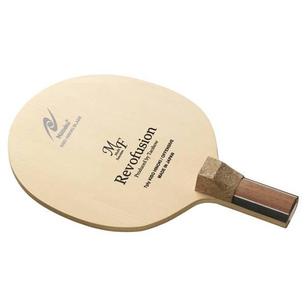 ニッタク 卓球 ラケット ペンホルダー 攻撃用 レボフュージョン MF J - ニッタク