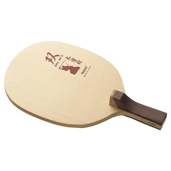 ニッタク 卓球 ラケット ペンホルダー 攻撃用 双MF R - ニッタク