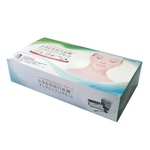 お灸&美容円皮鍼 アンチエイジングセット - ファロス