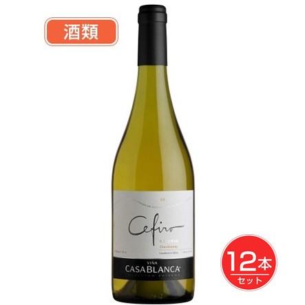 セフィーロ シャルドネ 750ml ×12本セット 酒類 [白ワイン][チリワイン]