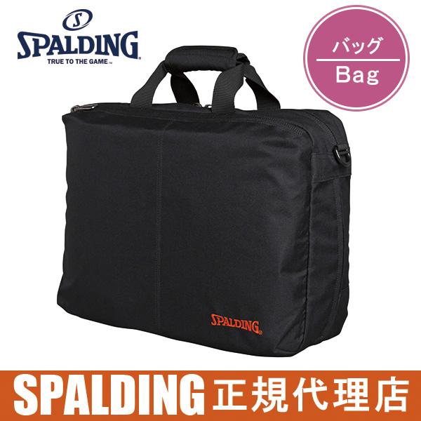 スポルディング(SPALDING) バッグ 3ウェイ ブリーフバッグ (拡張機能付き) 40-019BK2 - スポルディング(SPALDING)
