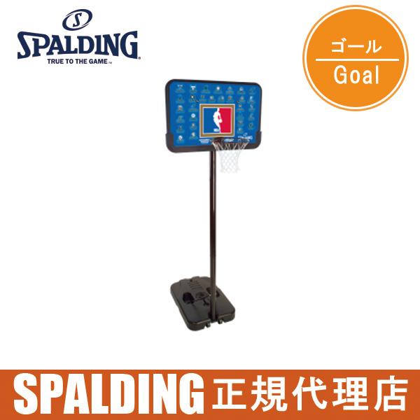 スポルディング(SPALDING) バスケットゴール NBAチームシリーズ(工具不要) 61501CN - スポルディング(SPALDING)