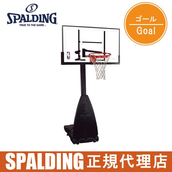 スポルディング(SPALDING) バスケットゴール プラチナム ポータブル バスケットゴール 68490JP - スポルディング(SPALDING)