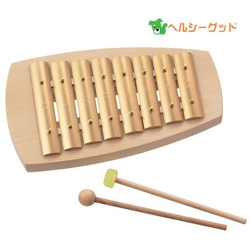 アウリス社 シェルズグロッケン ダイヤトニック 8音 - おもちゃ箱