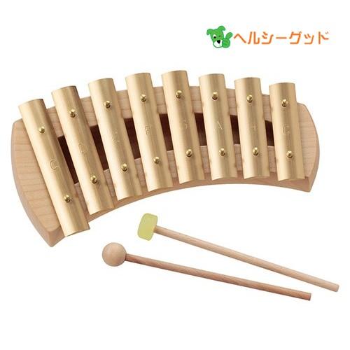 アウリス社 アウリスグロッケン ダイヤトニック 8音 - おもちゃ箱