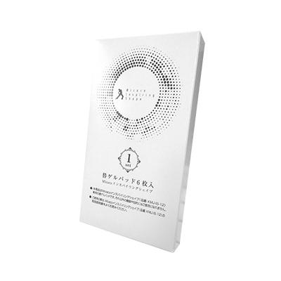 Micaco インスパイリングシェイプ 替ゲルパッド 6枚入×3set ミカコ メーカー正規代理店 ◆ 送料無料