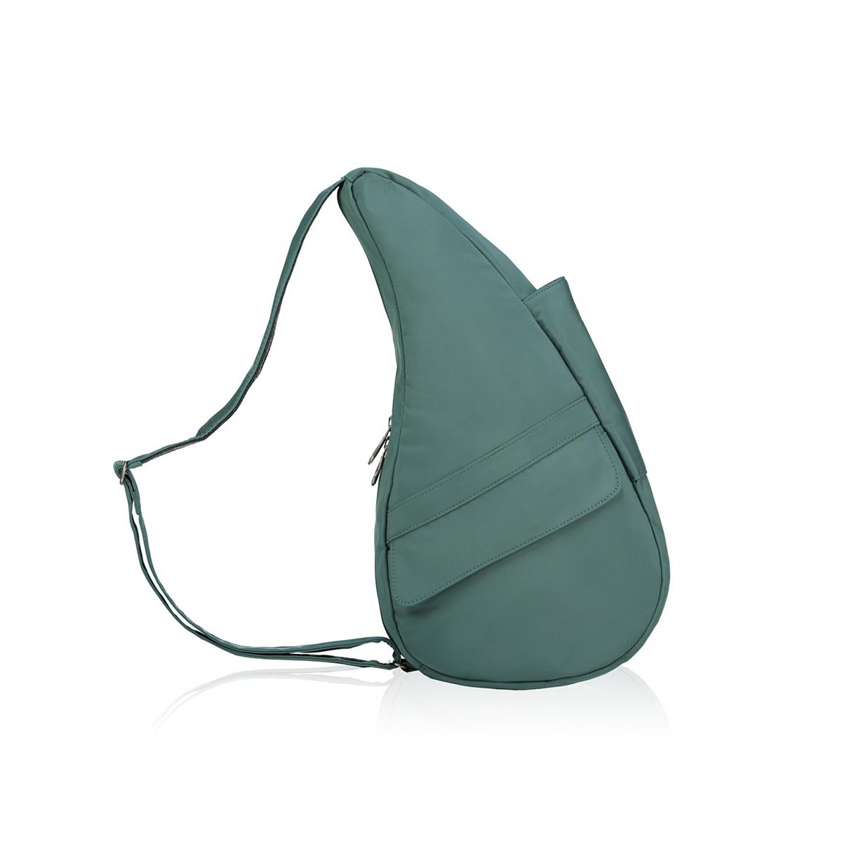 《クリアランス》 ヘルシーバックバッグ マイクロファイバー Sサイズ ノルディックファー (ベルクロポケット仕様)