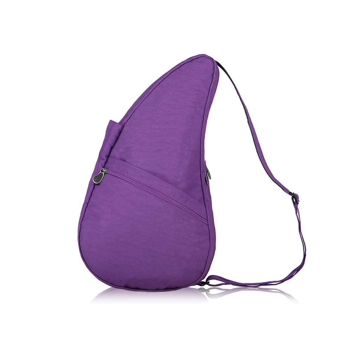 Healthy Back Bag/ヘルシーバックバッグ/ショルダーバッグ/ボディバッグ/旅行バッグ/軽量/レディース/メンズ 公式ストア ヘルシーバックバッグ テクスチャードナイロン Mサイズ ウルトラパープル
