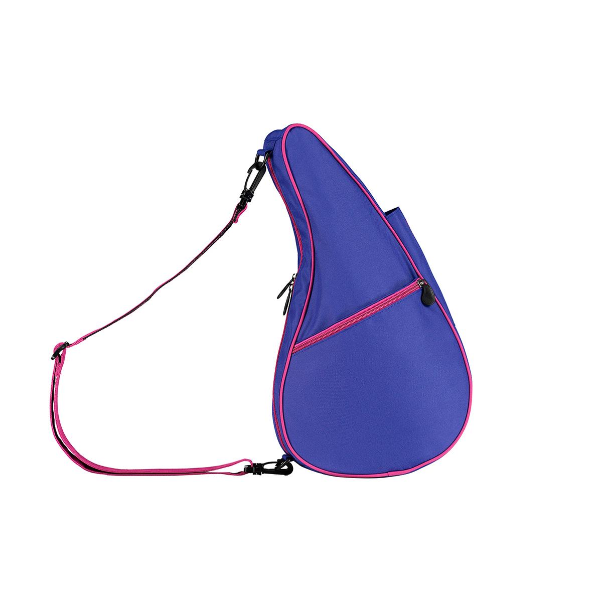 Healthy Back Bag/ヘルシーバックバッグ/ショルダーバッグ/ボディバッグ/旅行バッグ/軽量/レディース/メンズ 公式ストア ヘルシーバックバッグ  リバーシブル Sサイズ モザイクブルー/ベリーベリー